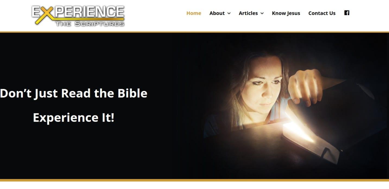 experiencethescriptures9122018